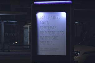 Mosquito-killing 'Sweaty' Billboard is Helping Fight the Zika Virus in Brazil