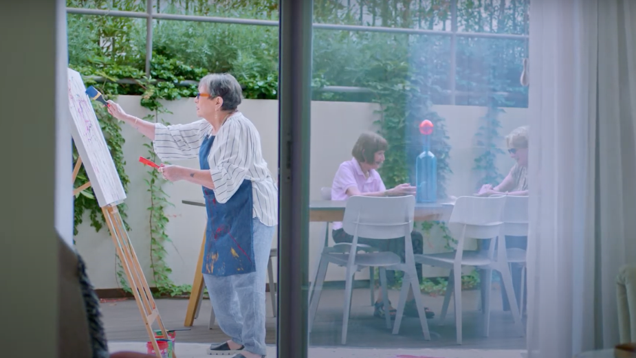 Israel's Senior Citizens Prove That There's More to Life Than Lockdown in Inspirational Spot