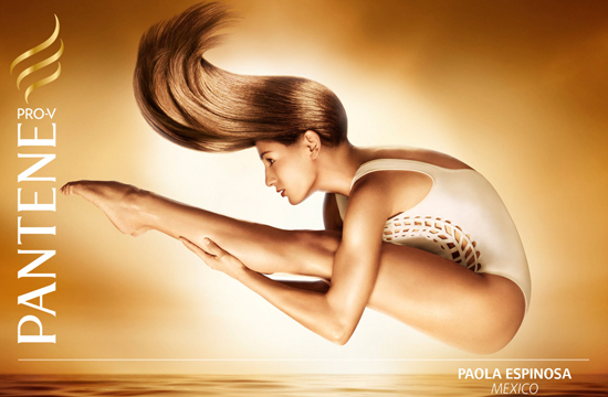 Wing Launches Pantene Global Olympic Campaign