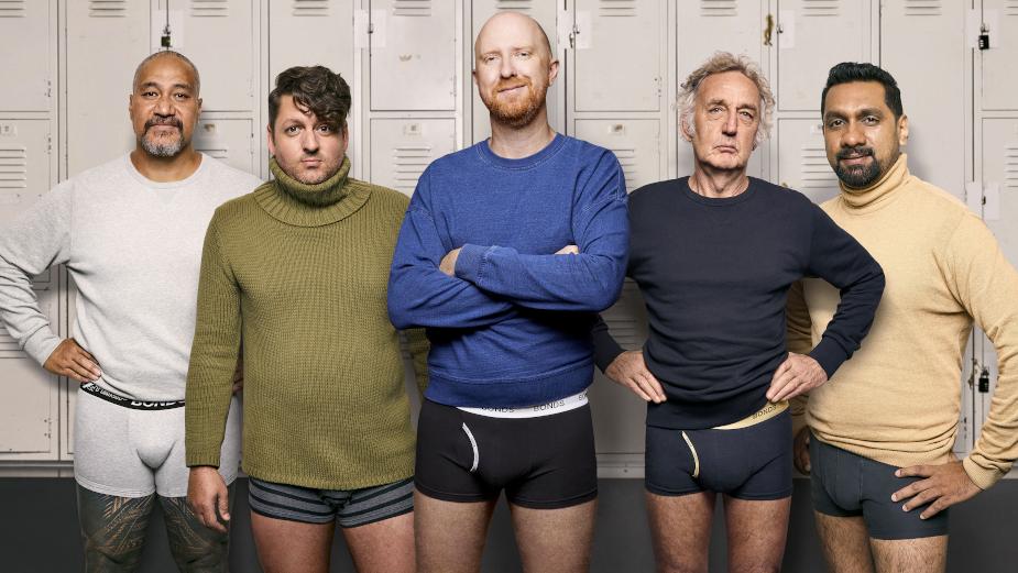 Crewneck or Turtleneck? Aussie Underwear Brand Encourages Men to Rethink Foreskin Fashion