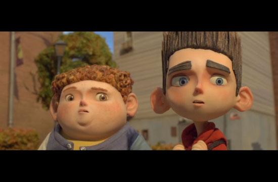 LAIKA and W+K Portland Collab with ParaNorman