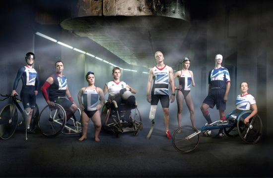 Channel 4 Gets Superhuman For the Paralympics