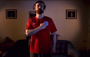 Park Village Captures England's 'World Cup Pain' in New Suspenseful Spot