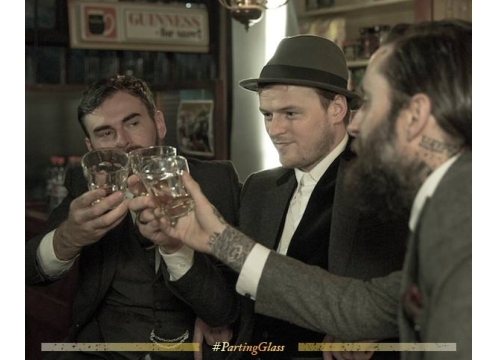 Share a Parting Glass with We Are Social's New Tullamore D.E.W Campaign