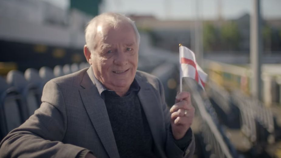 Paddy Power Asks Ireland for the Impossible In Euros Campaign: Stand Up For England