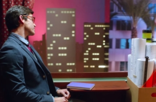 Some Clever Set Design in This Quirky Hyatt Place Hotel Campaign