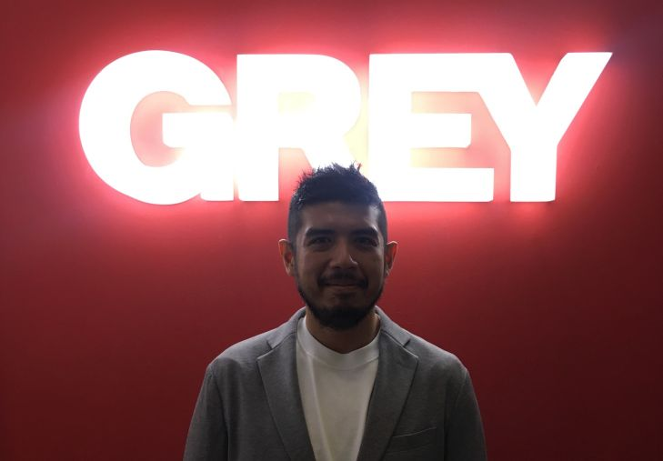 Patrick Miciano Joins Grey Group Indonesia as ECD