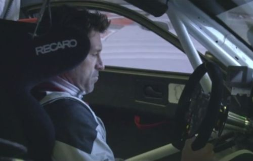 Patrick Dempsey Stars in the Ultimate Race for Michelin