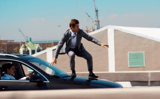 Your Shot: Paul W.S. Anderson High Octane Anti-Action Movie for VW