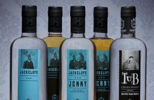 Peach Street Distillers Launches Rebrand of Entire Portfolio