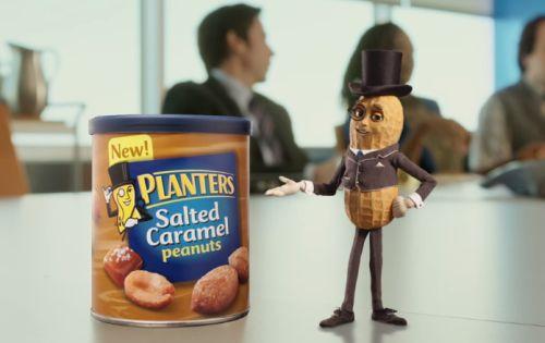 Mr. Peanut Returns In The 'Power Of The Peanut' Spots