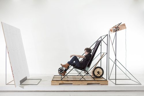 ADC's Steampunk Exhibit Makes You Work for the Art