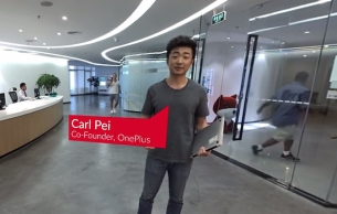 OnePlus Premieres New Smartphone with World's First VR 360 Keynote