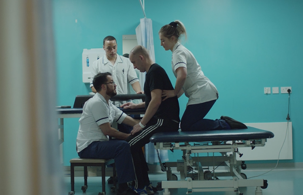 NHS Spot Shines Light on the Efforts of Medical Professionals