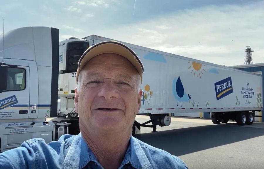 Perdue Chicken Chairman Speaks to the People Who Feed America