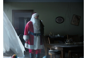 Santa's Greeted with a Grim Reality in Unicef's Dark Christmas Spot