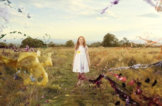 Persil's 'Whatever Life Throws'
