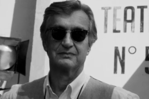 Wim Wenders Pays Tribute to '50s Italian Cinema with New Persol Short