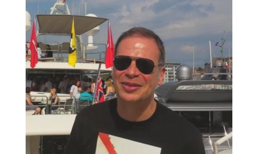 Cannes Beached: TBWA's Peter Souter Gets Ready to Jump