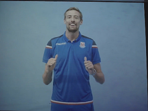Y&R London Enlists Peter Crouch for Latest Premier League Primary Stars Video