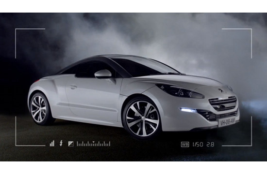 Peugeot 'Catch The Thrill'
