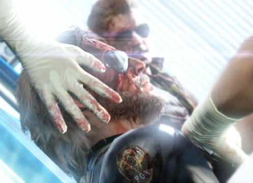 M&C Saatchi Wins Global Launch of Metal Gear Solid V: The Phantom Pain