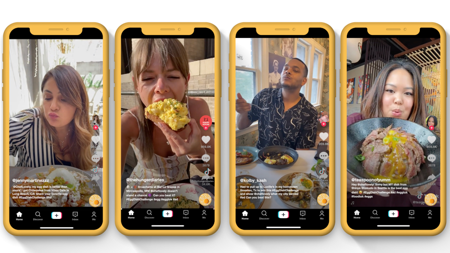 American Egg Board Launches TikTok #EggDishChallenge with Celebrity Chef & TV Host Connie 'Chef Lovely' Jackson
