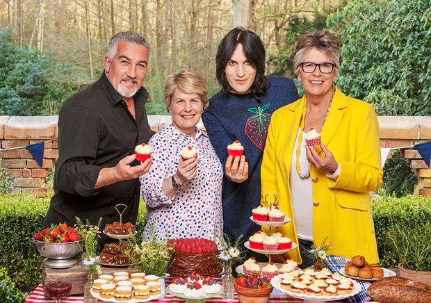 Lyle's Golden Syrup & Dr. Oetker to Sponsor The Great British Bake Off