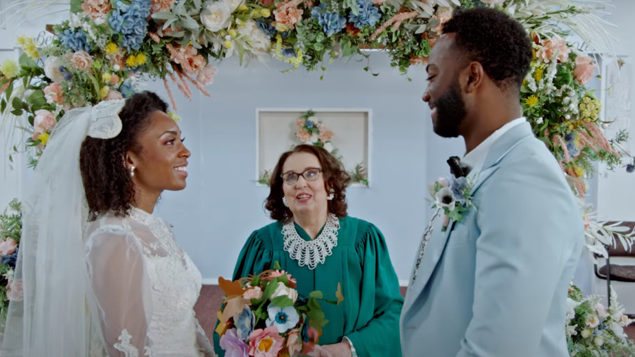 The Office's Phyllis Rings in Spring with Docu-Style Webisodes for Sewing Brand JOANN