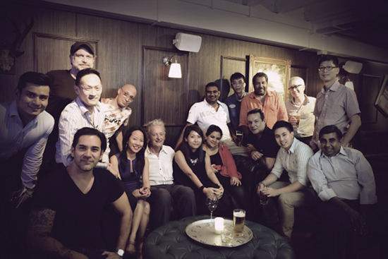 Independent Agency Network Launches in Singapore