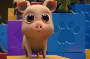 Mcasso Brings Some Playful Tunes to App Giant King's Animated Campaign
