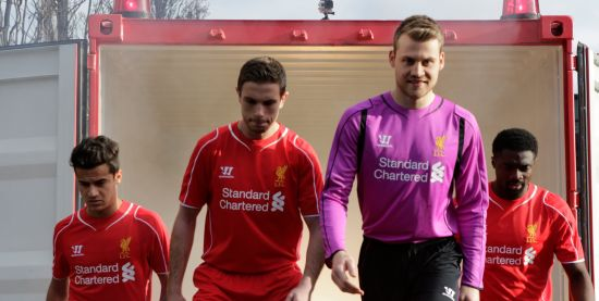Wolfpack Strikes With New Liverpool FC Kit For Warrior Football