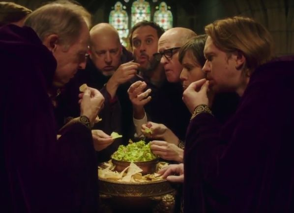 Loose-lipped Illuminati Feature in Avocados From Mexico's Super Bowl Ad