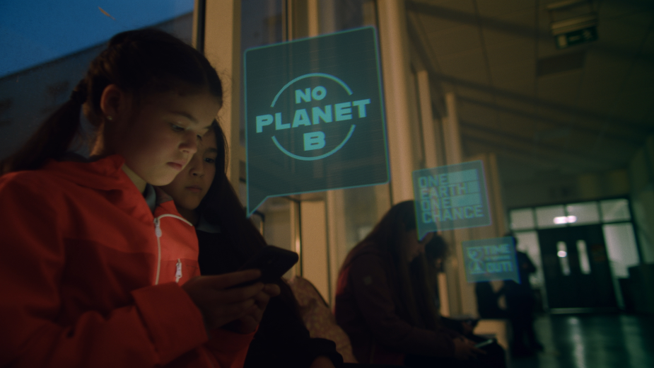 BBDO Highlights Eirgrid's Role in Stepping Up to Tackle Climate Change