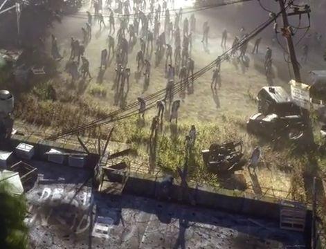 Psyop Brings a Zombie Horde to Walking Dead Mobile Game Cinematic