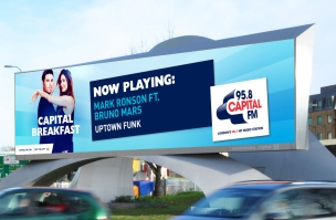 Outdoor Plus & Capital Ensure Commuters Don't Miss Out on the Best Music