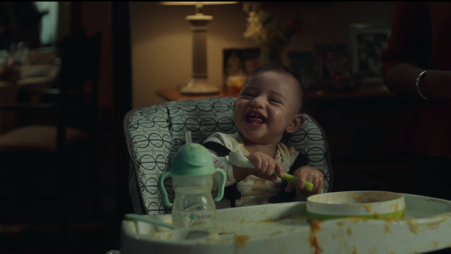 """""""It's a Love Story, Not a Gross Fest"""": Behind the Kitchen Towel Ad that Embraces the Mess of Christmas"""