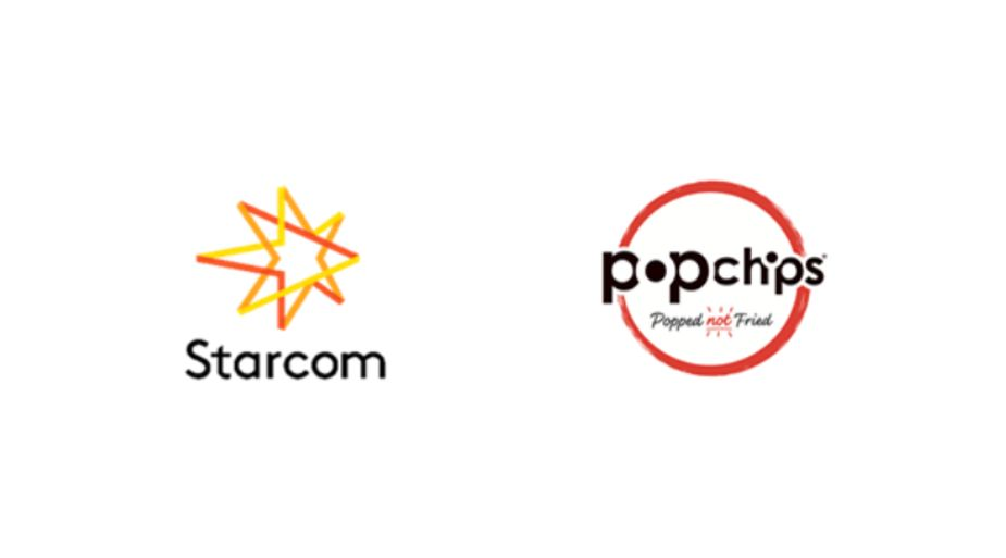 Starcom Launches Popchips' Media First Cross-Podcast Segments in 'Pop of Positivity' with Acast