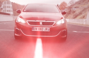 Can You Chase the Line in DPDK's Interactive Race for Peugeot?