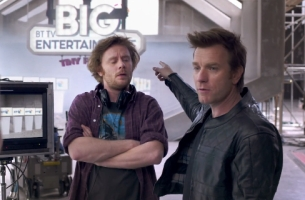 Ewan McGregor Pokes Fun at Advertising in AMV BBDO's New BT Campaign