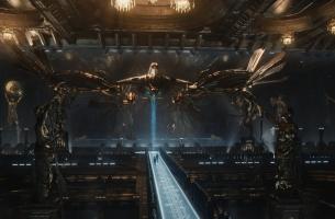 How Framestore Forged a Wachowski World for Jupiter Ascending