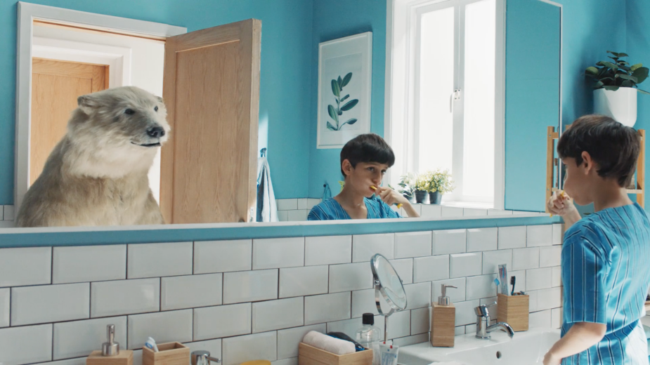 Don't Mess with Mama Bear in this IKEA Earth Day Ad