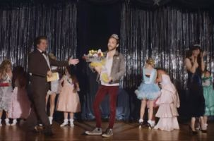 Directors Ben/Dave Cause Pageant Pandemonium in Elijah Ford & the Bloom Promo
