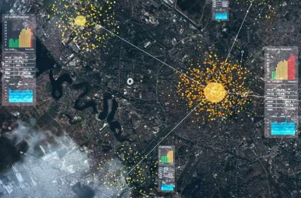Why Renault Created a Billboard that Reacted to Pollution Levels – in Realtime