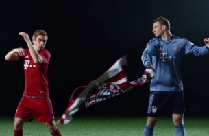 FC Bayern Munich Brings a Slice of Home to China for New Campaign