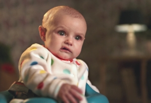 Babies Show Off Their 'Pooface' In Hysterical New Pampers Ad