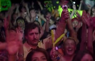 Dad Braves a Tween Pop Concert Alone in New Samsung Spot