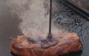 Leave Your Mark on Meat with JWT Brazil's Barbecue Signature Iron