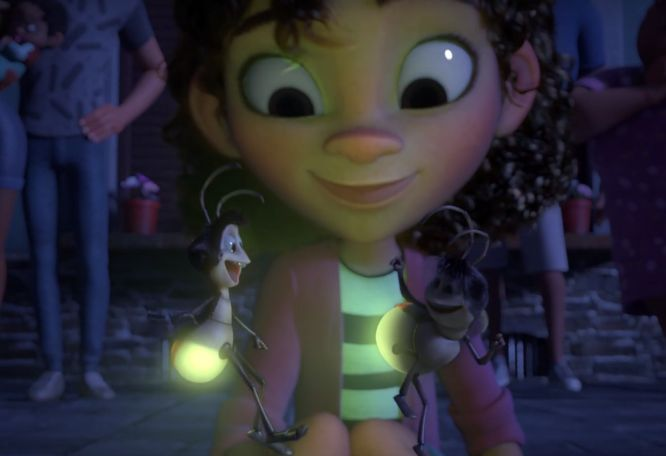 Firefly Brings His Shine to the City in Heartwarming Film for Bradesco Bank