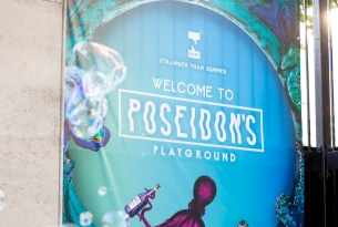 Poseidon Welcomes Adland to His Playground for NABS' Annual Fundraiser